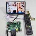 HDMI VGA AV FPV placa Controladora con 7 pulgadas 39pin LD1 N070ICG 1280x800 IPS lcd panel de frambuesa