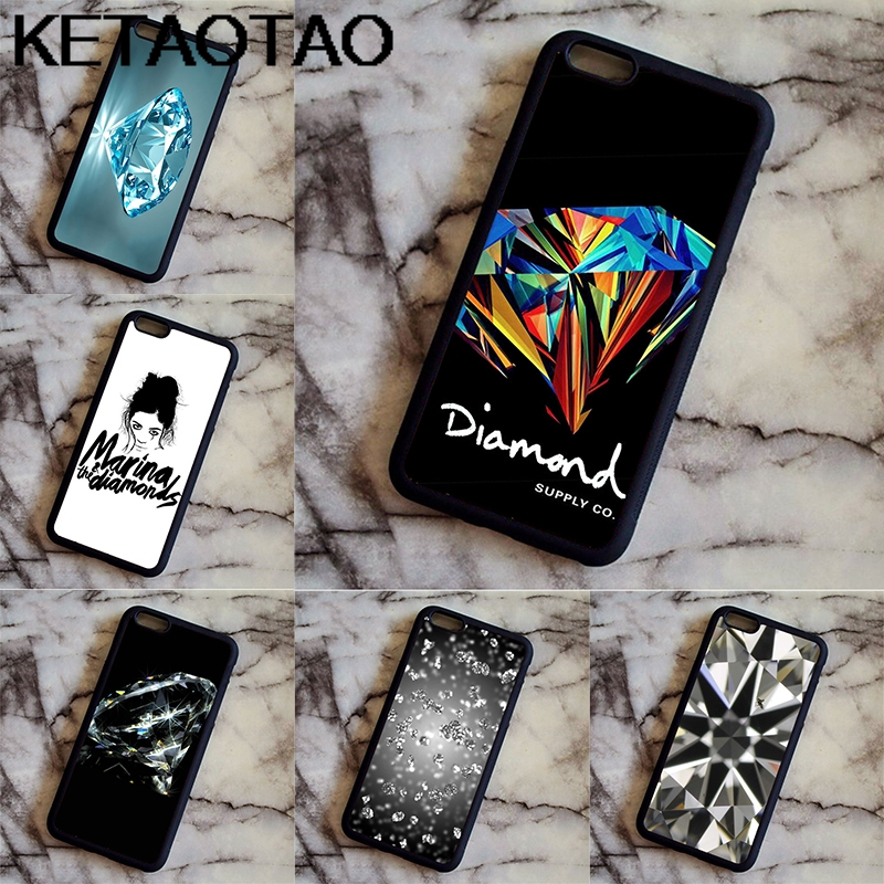 529b3231354 KETAOTAO Marina and the Diamond Supply Co Phone Cases for Samsung S3 4 5 6  7 8 9 PLUS Note 4 5 7 8 Case Soft TPU Rubber Silicone