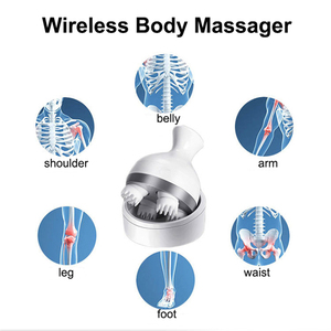 Image 3 - Nieuwe Waterdichte Hoofd Massager Elektrische Vibrerende Draadloze Hoofdhuid Massager Voorkom Haaruitval Body Deep Tissue Kneden Gezondheidszorg