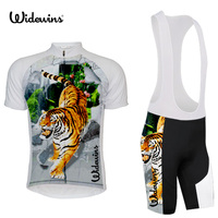 Russia tiger Polyester Summer Short Sleeve Bicycle Jersey Cycling Jersey Bike Cycling Clothing Bicycle Clothes Sportswear 5799