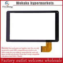 "Nuevo 9 ""pulgadas Wj1100-fpc v1.0 Tablet táctil Original digitalizador de la pantalla táctil de cristal de reemplazo del panel Envío Gratis"