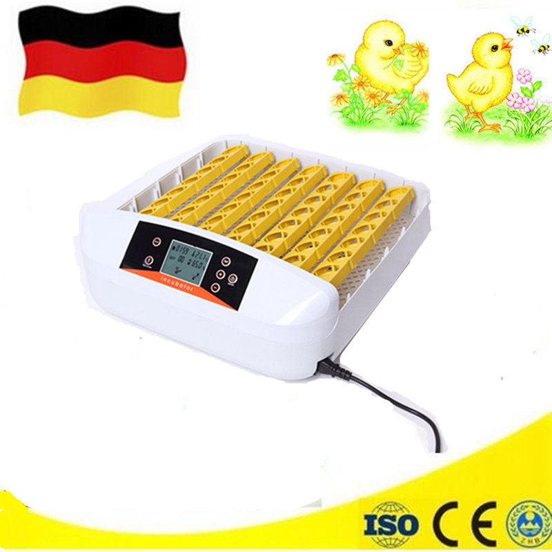 Chicken Brooder Household farm 56 Egg Incubator automatic electric incubator eggs hatching hatcher machine made in China chicken egg incubator hatcher 48 automatic mini parrot egg incubators hatcher hatching machines