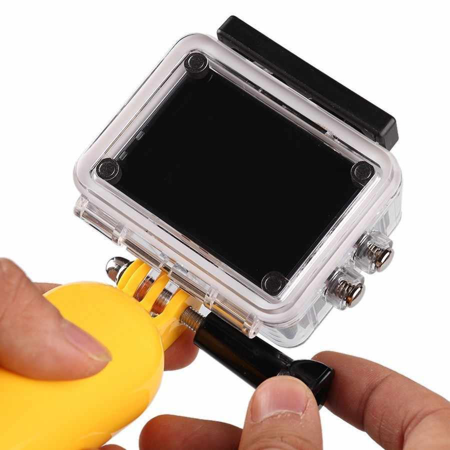 Free shipGopro Bobber Float Handheld Monopod Hand Grip Accessories For Hero 4 3+ 2 1 SJCAM SJ4000 SJ5000 Xiaomi Yi Action Camera