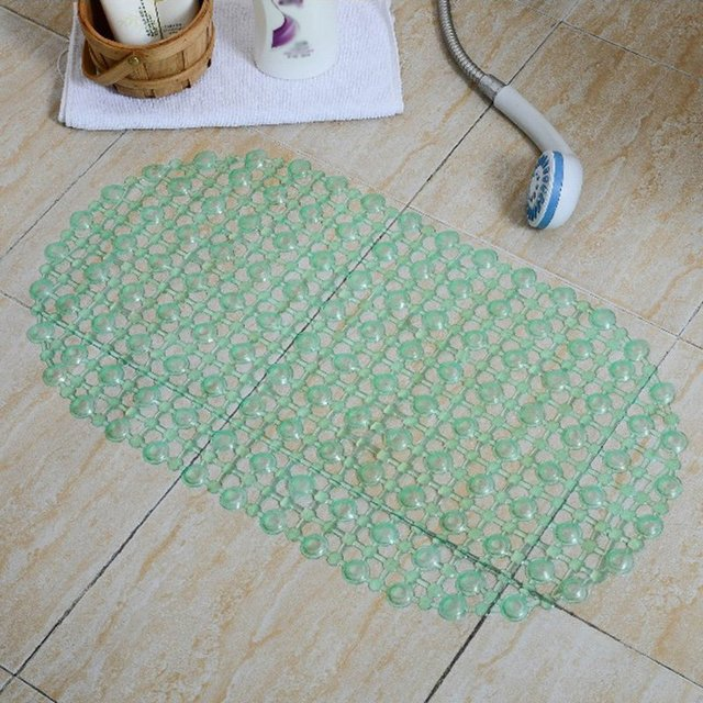 Vasca da bagno Zerbino Non-Slip Da Bagno Zerbino Doccia Pad PVC Anti-batteriche di Massaggio Del Piede PVC Vasca Da Bagno Vasca Da Bagno Zerbino