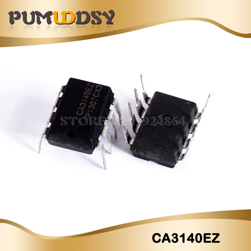 NEW  Intersil OP-AMP CA3140T *FREE SHIPPING*