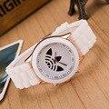 Moda Casual Reloj ad Deporte de Silicona Relojes Vestido de Las Mujeres Señoras de la Marca de Relojes de Pulsera de Cuarzo Reloj Mujer Nuevo Regalo Caliente de la Navidad