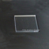 100x100x15 мм Высокий прозрачный акриловый дисплей ювелирных изделий стенд дисплей lucite logo блок