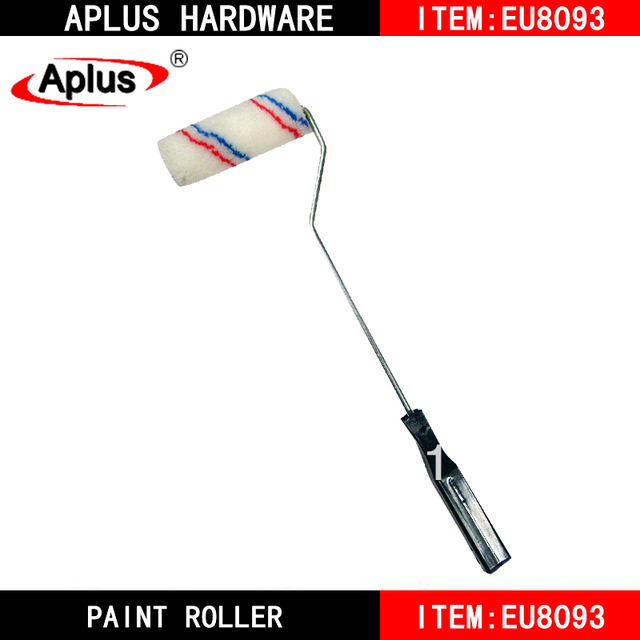 new fashional long handle mini roller paint brush