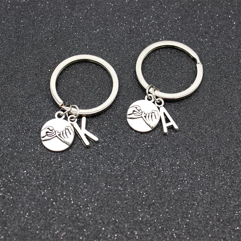 Брелок для ключей с надписью «родитель-ребенок»