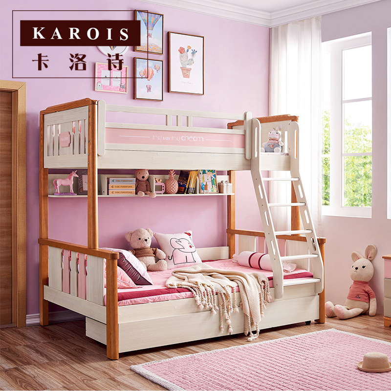 Wood Double Bed Designs Bunk Beds