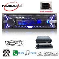 Car Radio MP3 Player 1 DIN Bluetooth HiFi FM Aux USB SD audio input Player 12V Car tuner Stereo 8860 AUX In Dash