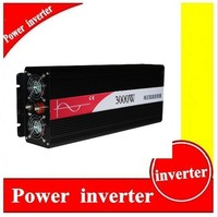 3000 Вт 3000 Вт DC12V к AC 220 В Чистая синусоида Инвертор электронные аксессуары для автомобилей 3000 Вт пик Мощность 6000 Вт Солнечный инвертор