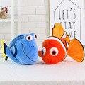 Movie Finding Dory Plush Fish Clownfish Nemo Stuffed & Plush Animals Toys Stuffed Animals & Plush Doll Plush Toys