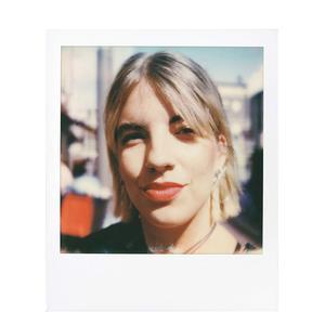 Image 5 - Originaux couleur 600 Film 8 feuilles Photos instantanées blanc cadre papier pour Vintage 600 636 gros plan OneStep i type caméras