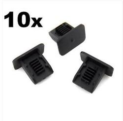 10x For SEAT Plastic Trim Clips for Headlining, Roof Lining, Pillars & Interior Trim 6K0867838 / 357-867-646