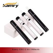 Kamry GXG i2 комплект стержень обогрева vape ручка комплект 1900 мА/ч, тепло не горит для vape электронная сигарета vs Kamry kecig 2,0 плюс justfog Q16