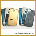 S4 Full Housing Repair Parts For Samsung s4 i9500 i9505 i337 i545 i959 Front frame+Middle Frame+battery cover