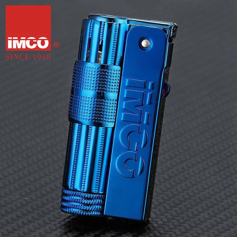 cigarette lighter stainless steel Mechanical style gasoline oil petrol lighter kerosene refillable Australia IMCO 6700