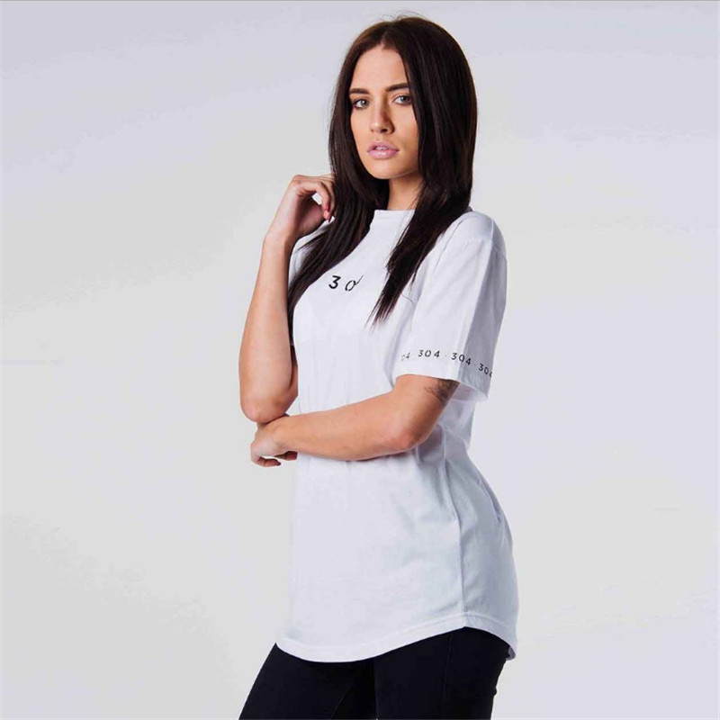 7f4e55742 High Quality Black white orange Plain T Shirt Women Cotton Elastic Basic T  shirts Female Casual Tops Short Sleeve T shirt Women -in T-Shirts from  Men's ...