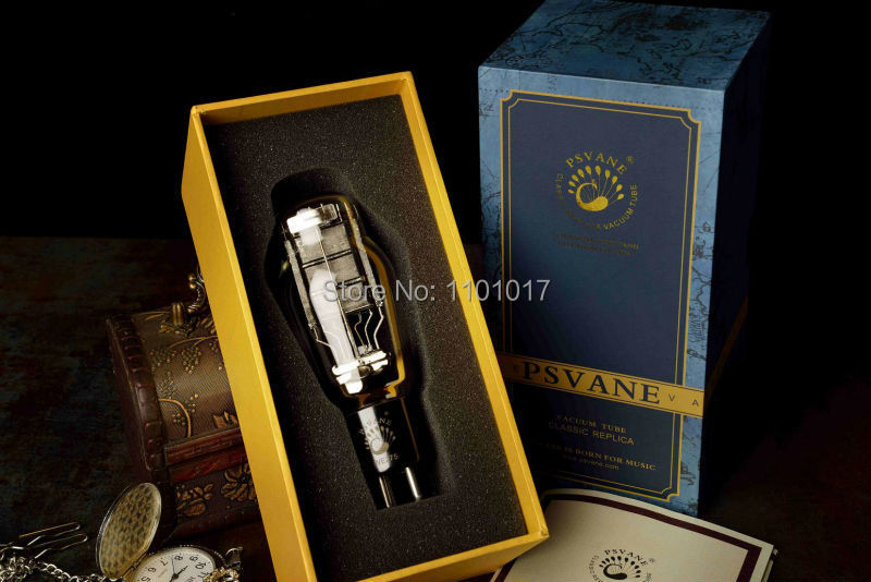 PSVANE WE275 Vintage Vacuum Tube HIFI EXQUIS Xtreme Serie (1:1 engraved WE275) Factory 2pcs Matched Tubes replace any 2A3 matched pair brand new psvane we310a vacuum tubes we310a 2pcs free shipping