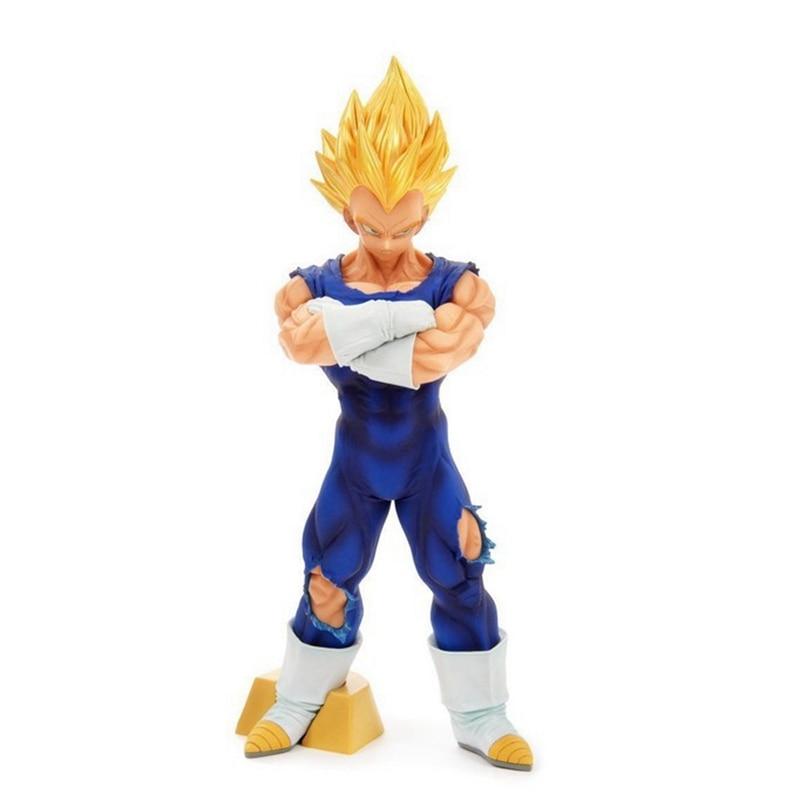 Dragon Ball Memories Ichiban Kuji Super Saiyan Gokou Goku Vegeta Action Figure Toy Doll Brinquedos Figurals Dbz Model Gift Toys & Hobbies