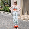 2017 Ruiyige Women Floral Elegant Vintage Retro  maxi dress Vintage Long Maxi beach dress vestidosFloral Boho dress Summer