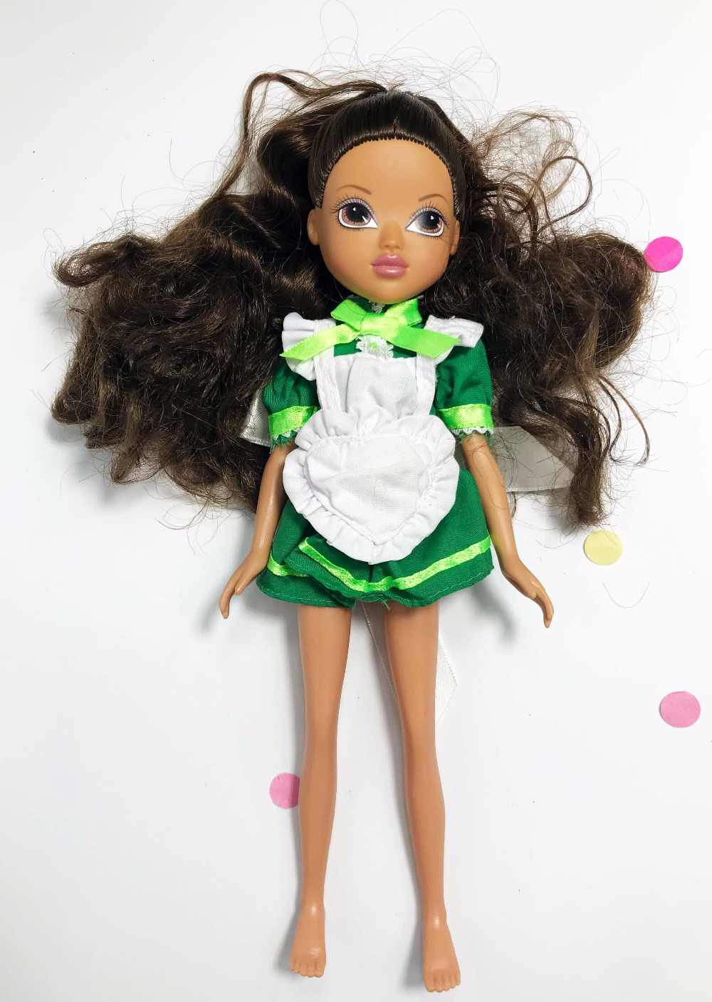 Около 25 см кукла Мокси с красивой одеждой и платьем детское платье куклы подарки на Рождество и день рождения подарок