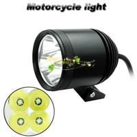 2016 New Portable Universal Motorcycle Car Bike Cree U2 LED 3600LM DC10 30V Fog Spot Head