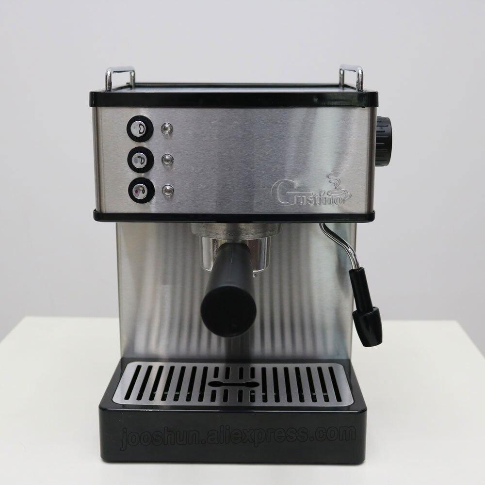 real espresso mquina de mquina de cafespresso comercial cafetera para el