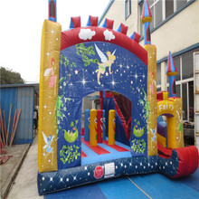 Residential Bounce House Inflatable Combo Slide Bouncy Castle Jumper commercial Inflatable Bouncer YLW-bouncer 212