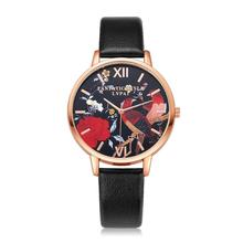 2017 Dignity Watches Rose Gold dial edge Girls Quartz Wristwatch Clock Girls Gown Reward Watches Drop transport Oct 18