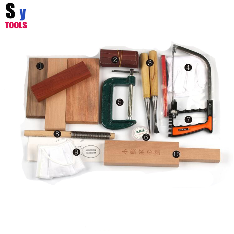 Woodworking DIY tools Wood crafts produce tools sy tools sweet years sy 6282l 07