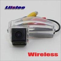 Liislee 무선 주차 카메라 마즈다 3 Mazda3 해치백/자동차 사이드 카메라/HD 야간/플러그 및 재생