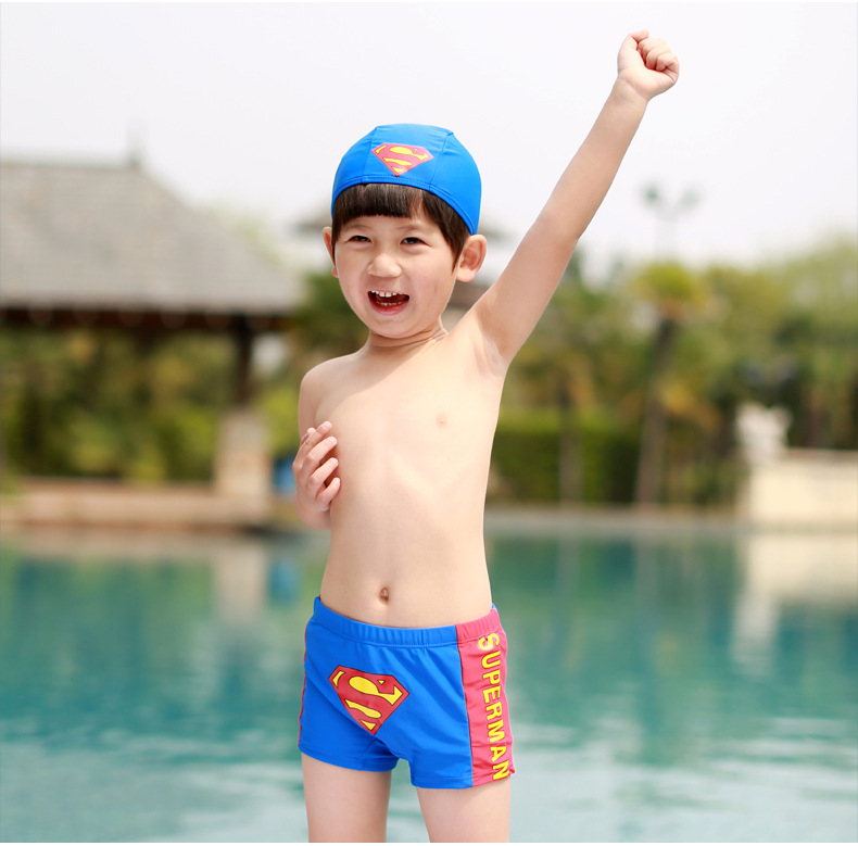 Swimming-Trunks Swimwear Beach-Wear Bathing-Suit Boys Kids Children Summer for Cartoon