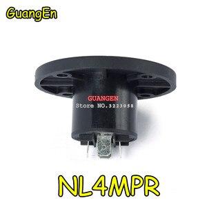 Image 3 - 40 teile/los für Marke NL4MPR Speakon Anschlüsse art nl4fx BUCHSE für 4 Pol Stecker Stecker Audio stecker für neutrik