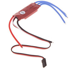 30 AMP Simonk 30A Brushless ESC firmware w / 5V 3A UBEC Quad Multirotor APM2 for FPV F450 Mini Micro Quad quadco(China)