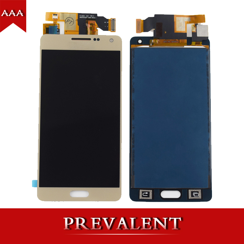 For Samsung Galaxy A5 2015 A500 A500F A500FU A500M A500Y A500FQ LCD Display Panel + Touch Screen Digitizer Sensor Assembly
