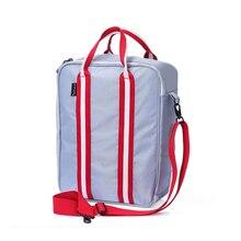 Wobag модные холщовые женские дорожные сумки для багажа сумка для переноски с плечевым ремнем складная Одежда Органайзер для туалетных принадлежностей