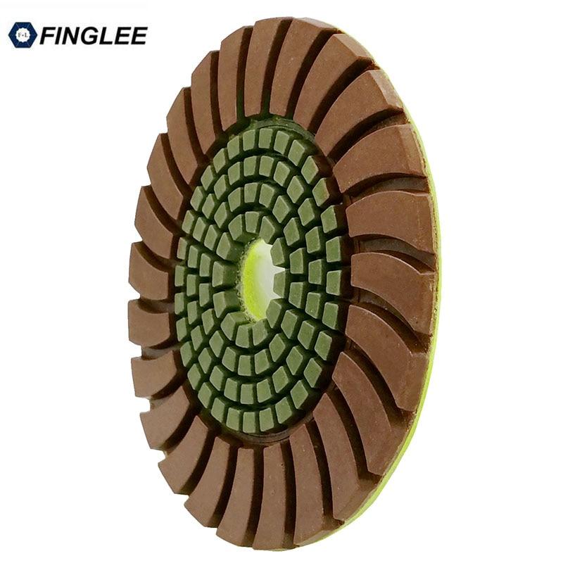 1Pcs 4 pulgadas / 100mm Encimera de granito de cuarzo Almohadilla de - Herramientas eléctricas - foto 6