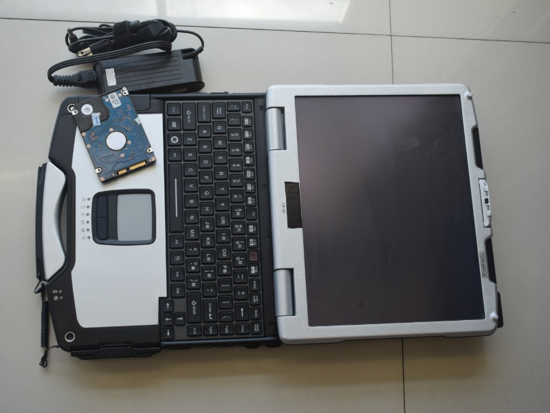For bmw icom a2 software expert mode 500gb hdd with font b laptop b font cf30