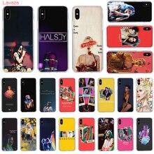 цена на Lavaza Halsey Ashley Nicolette Frangipane Hard Phone Case for Apple iPhone 6 6s 7 8 Plus X 5 5S SE for iPhone XS Max XR Cover