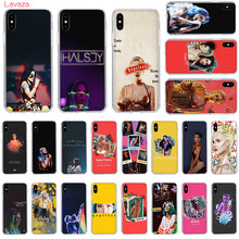Lavaza Halsey Ashley Nicolette Frangipane Hard Phone Case for Apple iPhone 6 6s 7 8 Plus X 5 5S SE for iPhone XS Max XR Cover(China)
