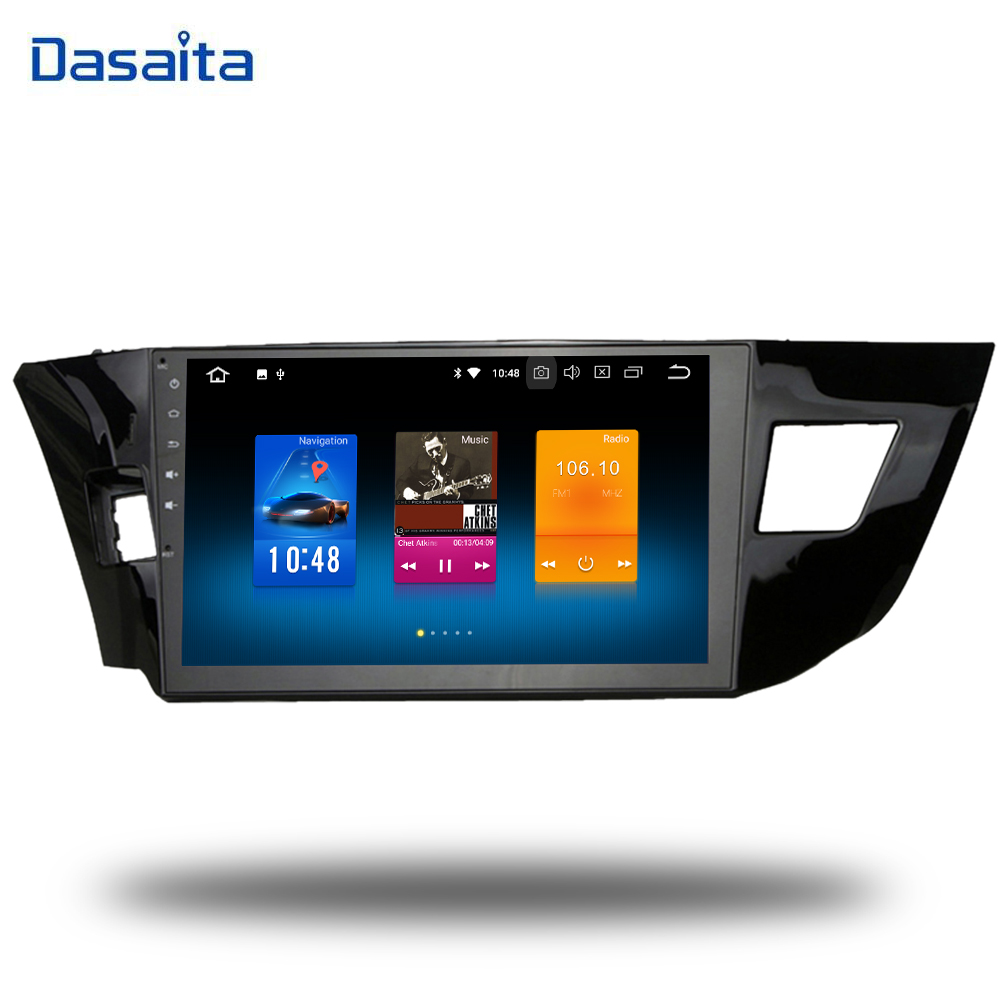 1 din Android 8.0 Car multimedia player for Toyota Corolla 2014 2015 2016 GPS navigation with 8-Core 4Gb+32Gb 10.2 IPS screen1 din Android 8.0 Car multimedia player for Toyota Corolla 2014 2015 2016 GPS navigation with 8-Core 4Gb+32Gb 10.2 IPS screen