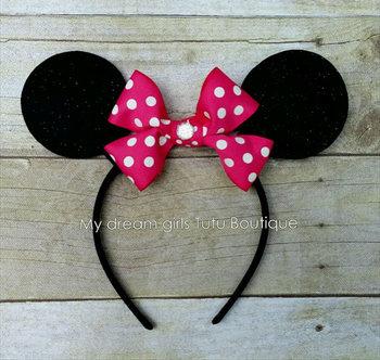 POSH DREAM Minnie Mouse Tutu Dress and H...