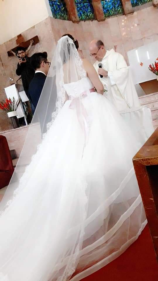Women Wedding Veil With Comb Long 3M Lace Edge Bridal Cathedral Bridal Veil 1 Layer Patry Accessories 2020