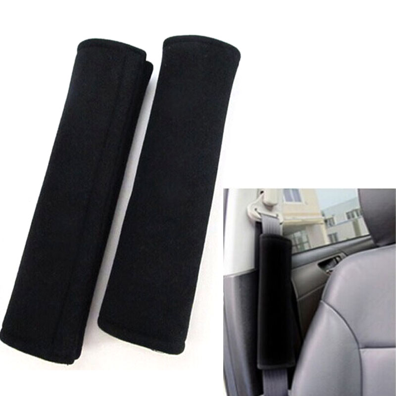 New Qualified 2PC Baby Children Safety Strap Car Seat Belts Pillow Shoulder Protection Levert Dropship dig6328