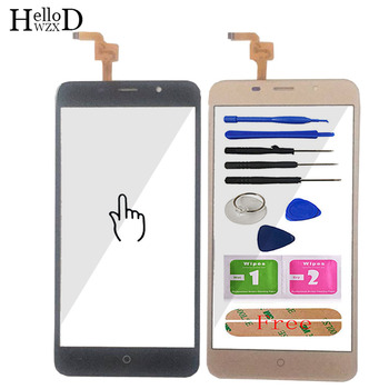 5.5'' For Leagoo M5 Plus Touch Screen Digitizer Panel Repair Parts Touchscreen Front Glass Lens Sensor Tools +Free Adhesive Gift image