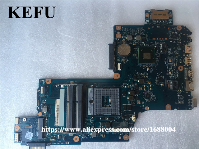 CSF MB_0M/UMA/HM76/GL/TB  For Toshiba Satellite L870 C870 L875 C875 Computer System Board H000046330 Support 3nd cpu