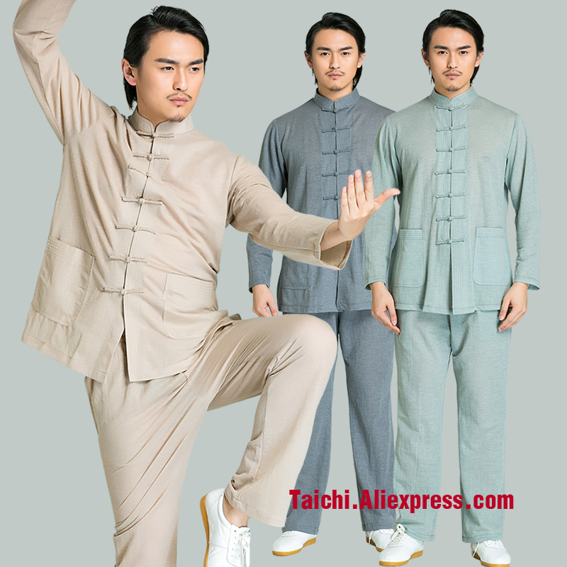 Handmade Cotten+rayon Tai Chi Uniform Wushu  Kung Fu martial Art Suit High-grade Tai Chi Clothing 2016 chinese tang kung fu wing chun uniform tai chi clothing costume cotton breathable fitted clothes a type of bruce lee suit