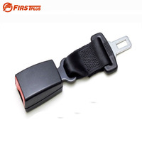 Width 25cm Lock Head Length 50cm Car Seat Belt Extender 2Colors